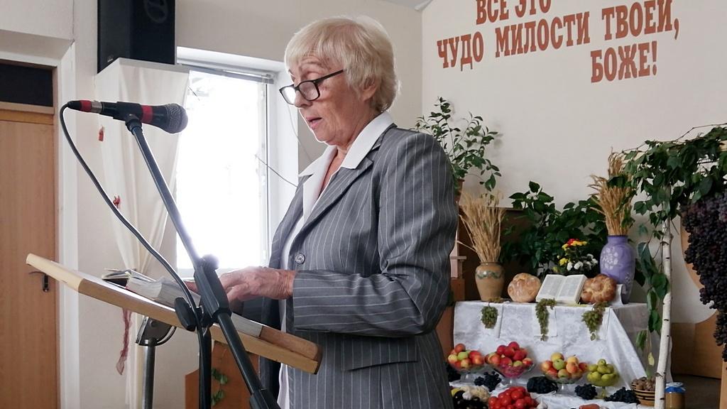 Стихотворение рассказывает Людмила Моржановская