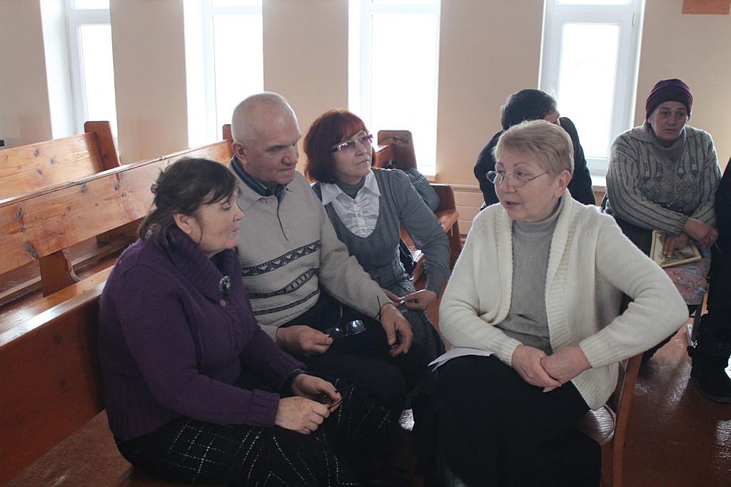 Три церкви в Запорожском регионе провели библейскую викторину