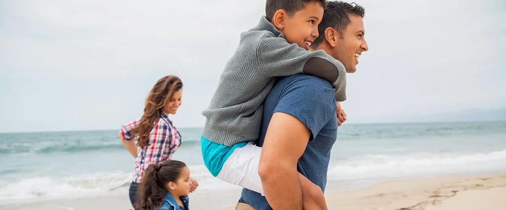 Отдел семейного служения приглашает на отдых для всей семьи