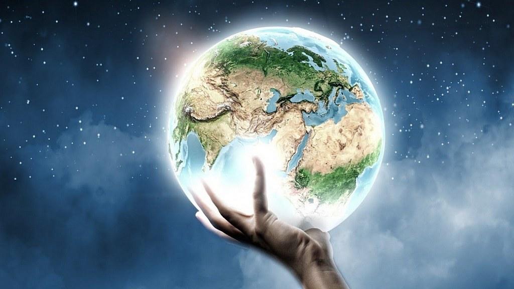 Видеоразмышления над уроком субботней школы «Новое рождение планеты Земля»
