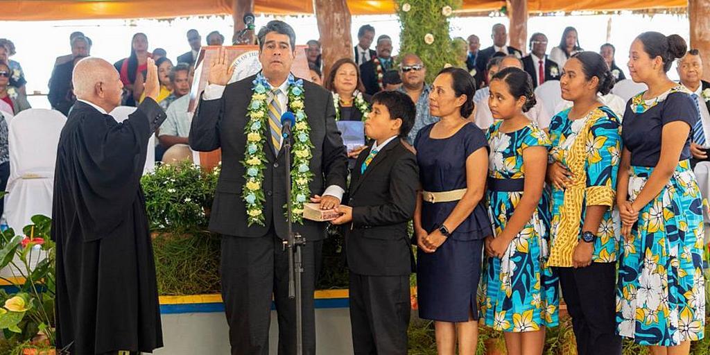 Бизнесмен-адвентист вступил в должность президента Палау