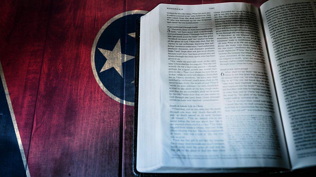 Теннессі не відступає в намірах зробити Біблію офіційною книгою штату