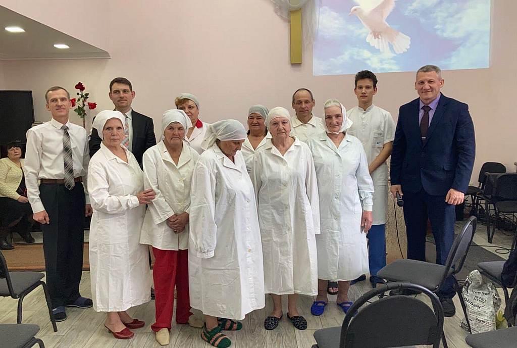 Итогом двух евангельских программ стало крещение