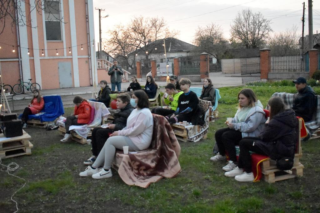 """В апреле месяце в Кривом Роге стартовала молодежная программа под названием """"dremfest"""""""