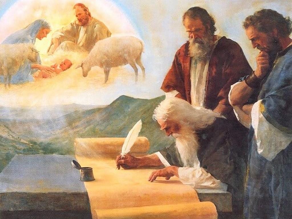 Толкование ветхозаветных Пророчеств