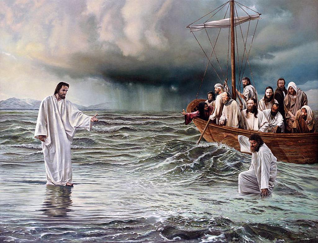 Уроки Евангелия от Матфея 13:53-58 и 14 главы