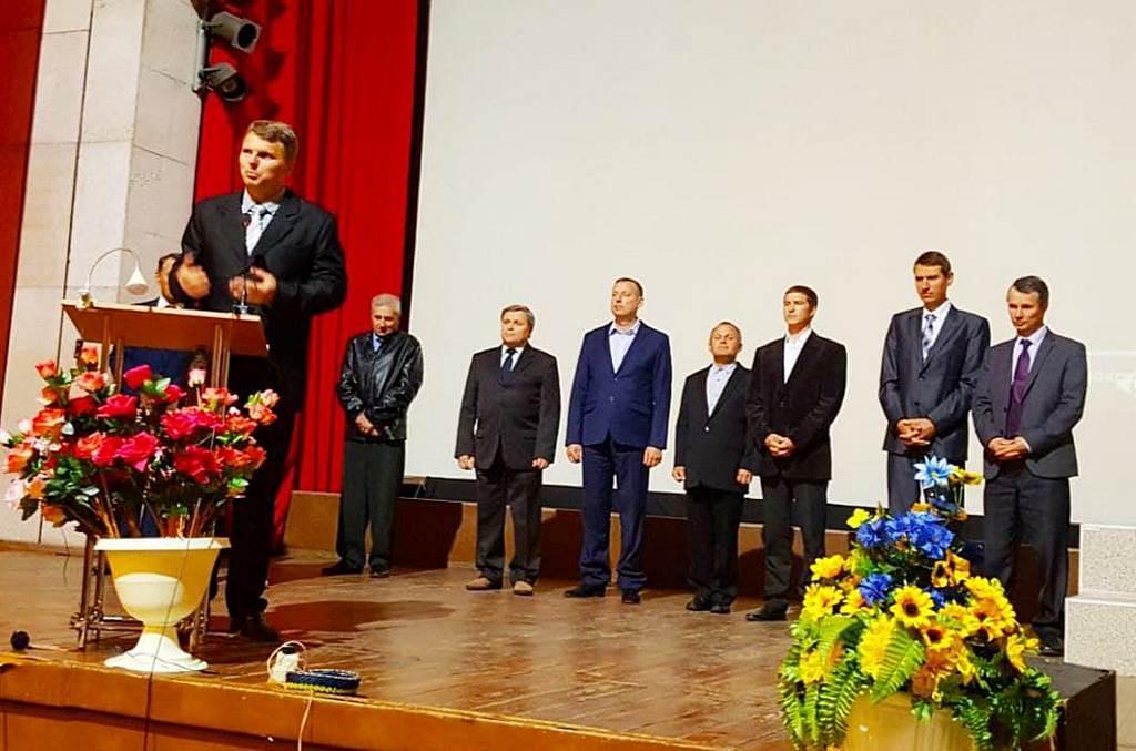 Конгрес у Кам'янському зібрав більше ста учасників та надихнув їх на служіння