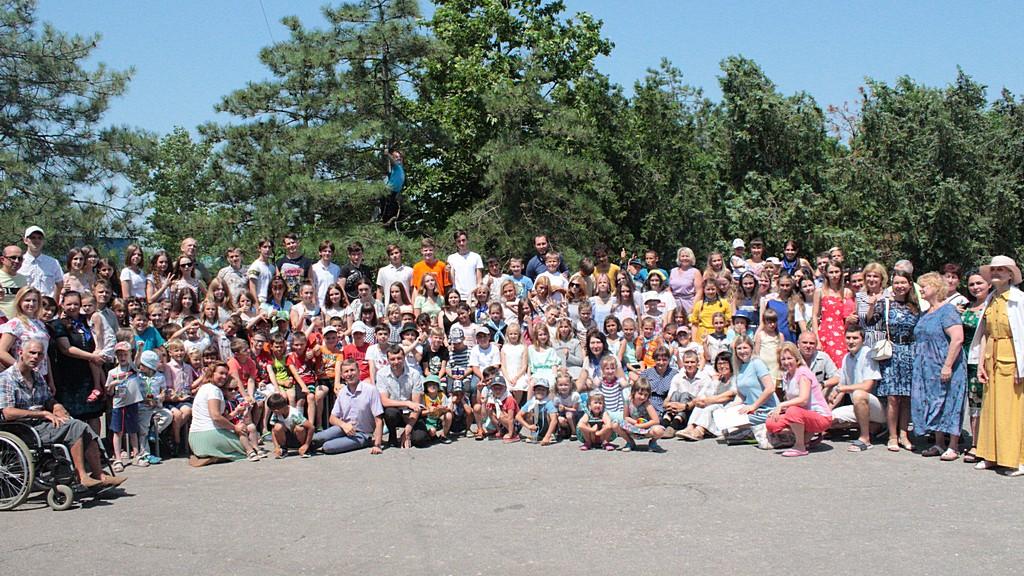 Полный вперёд: долгожданный лагерь для детей и родителей собрал 230 участников