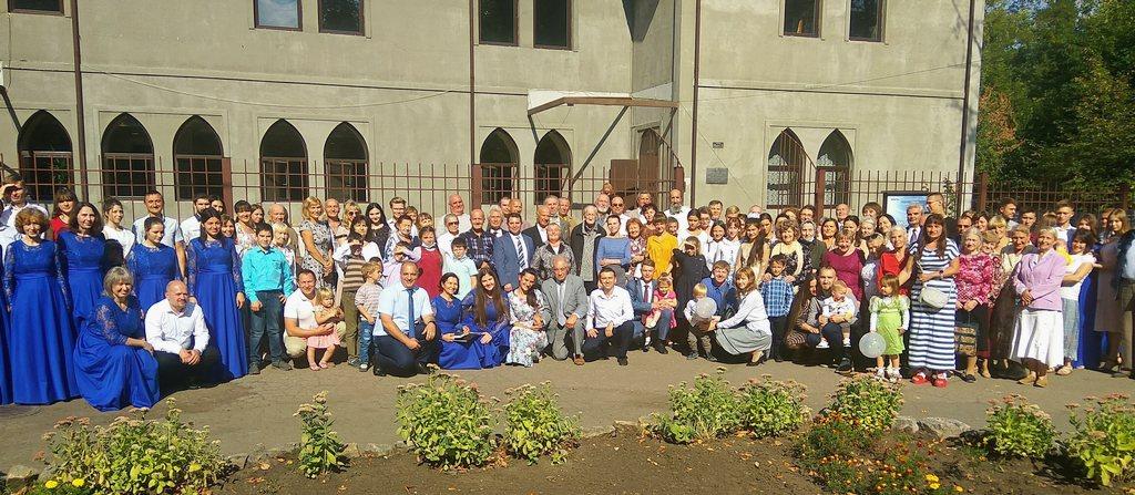 Четверть века служения: седьмая община Харькова отметила юбилей