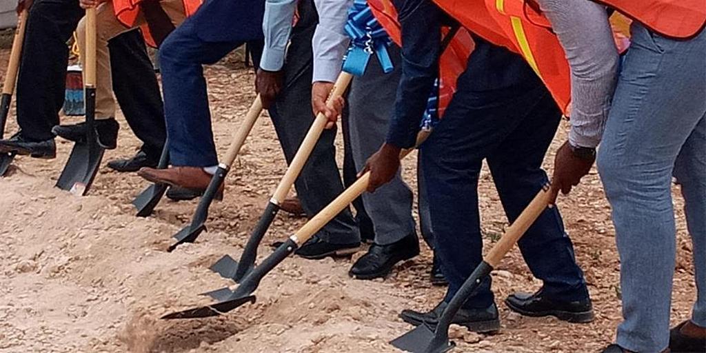 В Ангилье адвентисты приступили к восстановлению церкви, разрушенной ураганом